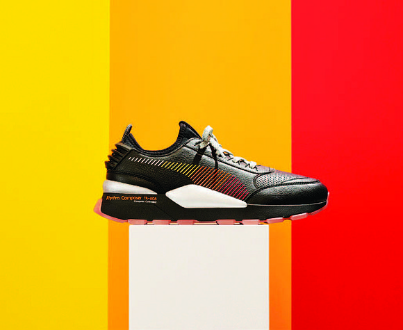 Roland Corporation has teamed up with the global sports brand PUMA to unbox a second new TR-808-inspired sneaker, the PUMA ...