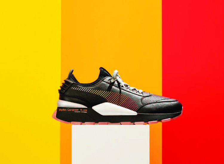 7c9abab5cfbb PUMA RS-100 Roland and RS-0 Roland drop globally on  808DAY ...
