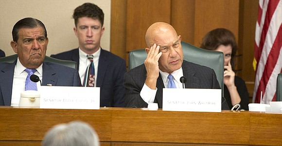Members of a special Texas Senate committee devoted to preventing school violence acknowledged in a hearing July 18 the importance ...