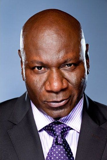 Actor Ving Rhames, best known for his appearances in the...