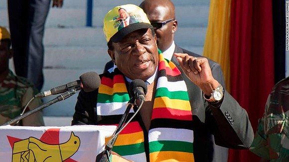 Zimbabwe's ruling Zanu-PF party appears set to win a majority in parliament after winning 109 seats so far in national ...