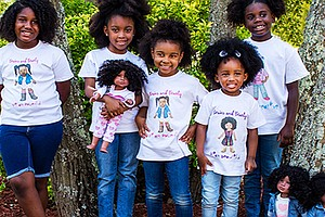 African Americans Dolls Build Confidence, Self-Awareness and… Entrepreneurs!