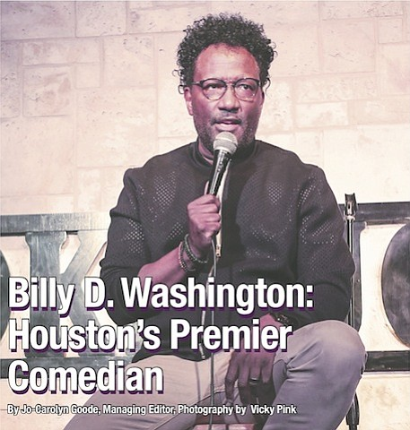 He is probably the funniest comedian that you don't really know all too well. A superior talent, Billy D. Washington, ...