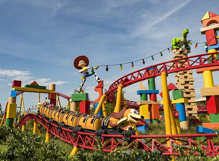 Toy Story Land At Disney World Is This Summer S Hottest Attraction