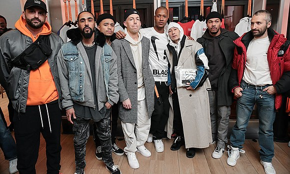 "During a recent presentation of his collection, Heron Preston opened his show with a documentary titled ""Above the Clouds."" The ..."