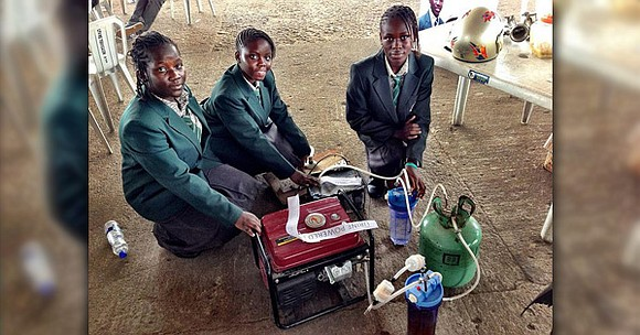 Back in 2012, four teenage girls from Africa, who were just 14 and 15-year olds at that time, invented a ...