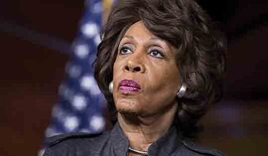 Rep. Maxine Waters (CA-43), Ranking Member of the House Financial Services Committee..