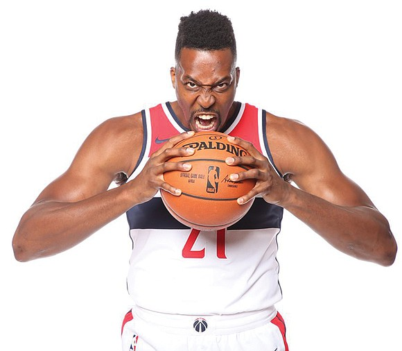 The Washington Wizards as a team, and Dwight Howard as a player, are long overdue for an NBA championship.