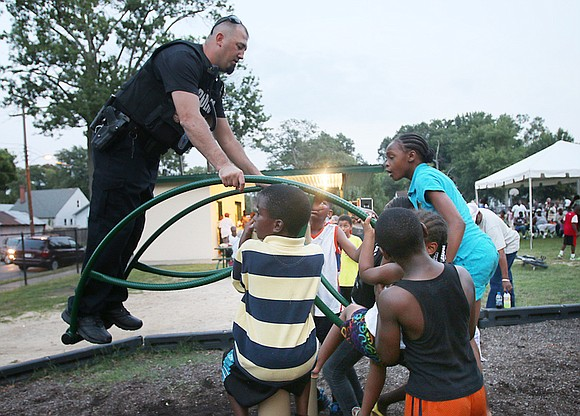 The Richmond Police Department is gearing up for the 35th Annual National Night Out on Tuesday, Aug. 7. The event, ...