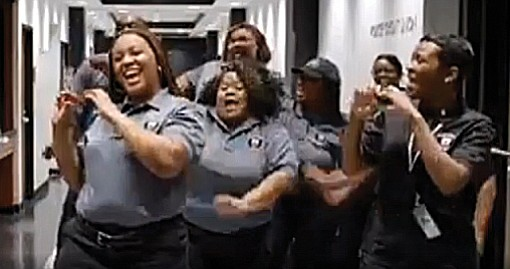 "The Richmond Police Department wants to ""see how big your brave is,"" they say — or rather, sing — in ..."