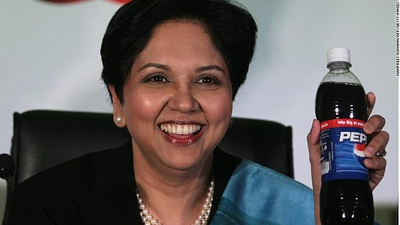 PepsiCo CEO Indra Nooyi, one of the most prominent women to lead a Fortune 500 company, will step down on ...