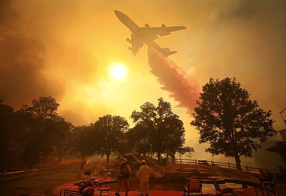 It may take until September to contain the largest fire in California history, which is now nearly the size of ...