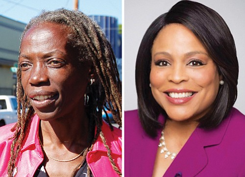 The public forum centers around two Portland City Council seat candidates--Jo Ann Hardesty and Loretta Smith--who are poised to become ...