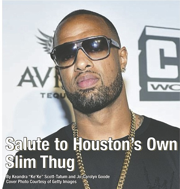 """Slim Thug has been running things like a """"Boss"""" for the past twenty years. Coming on the scene in 1998 ..."""