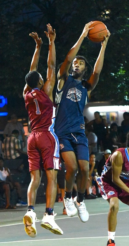The start of August and Harlem Week brings high school basketball fans the Smartball Classic and the Golden Hoops, both ...