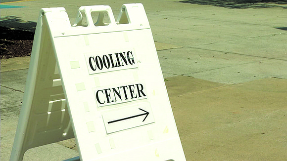 In response to the ongoing heatwave, the city of Lancaster's downtown Cooling Center, located..
