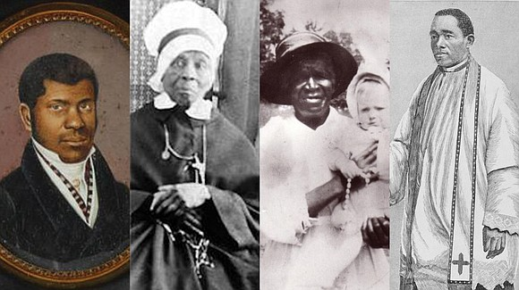 The founders of two religious orders and an African-American priest who had to train in Rome because no U.S. seminary ...