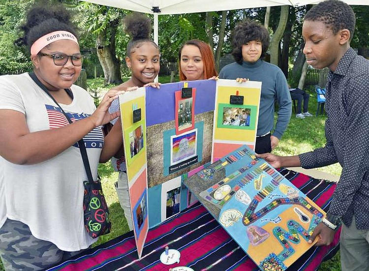 Students Create Black History Board Game Our Weekly Black News