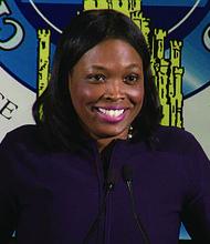 Janice Jackson, CEO of Chicago Public Schools