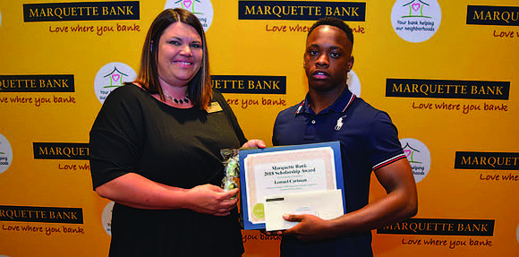 For over 50 years, Marquette Bank has been awarding college scholarships through their Marquette Bank Education Foundation. This year, 57 ...