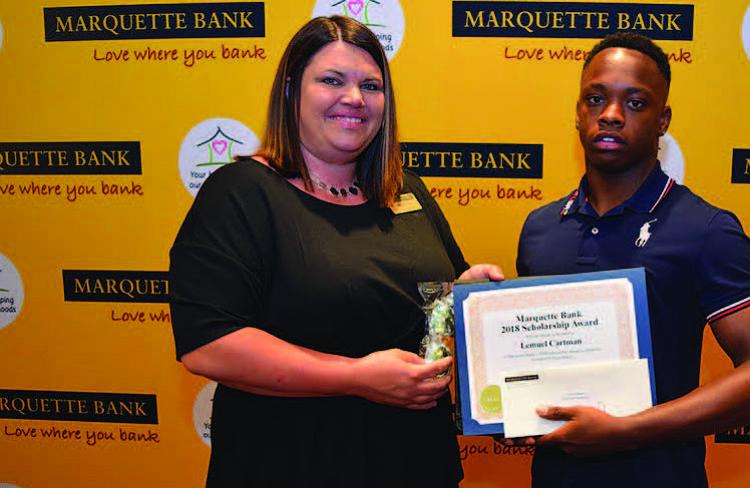 Local Bank Awards Scholarships To South Suburban Students
