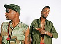 Hip-hop icons M-1 (left) and stic.man of Dead Prez will headline a community block party Saturday on behalf of the new hip-hop themed and locally black-owned marijuana dispensary, Green Hop, located on Northeast 16th Avenue and Killingsworth Street.