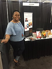 Dr. Ngozi M. Obi spotted at the 2018 Houston Black Heritage Festival