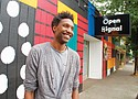 Ifanyi Bell, an Emmy-nominated filmmaker and multimedia artist, leads a new fellowship for black Portland filmmakers at Open Signal, a community broadcast organization, as a way to increase opportunities for African Americans in the industry.