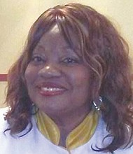 Rev. Joyce M. Smith