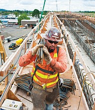 TriMet construction projects boost the local economy. For minority firms like Raimore Construction, a black-owned company headquartered in northeast Portland, it has meant 20 years of construction work with bigger contracts on the horizon.