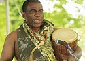 The late Obo Addy was a Ghanaian drummer and dancer who was one of the first native African musicians to bring the fusion of traditional folk music and Western pop music known as worldbeat to Europe and then to the Pacific Northwest in the late 1970s.