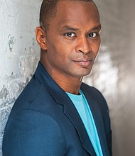 Carl Cofield, CTH's new Associate Artistic Director