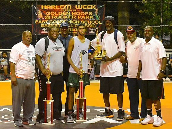 Summer basketball leagues and tournaments are concluding this week and next.