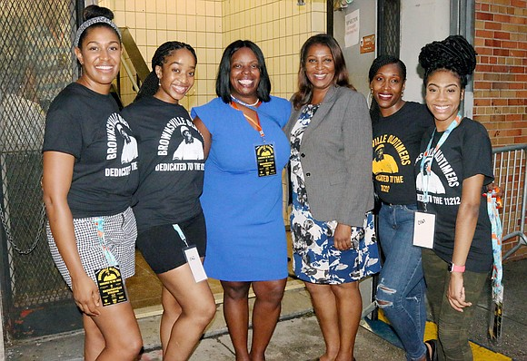 Thousands of new and old faces packed in and around Brownsville Recreation Center for the annual Brownsville Old Timers Reunion ...