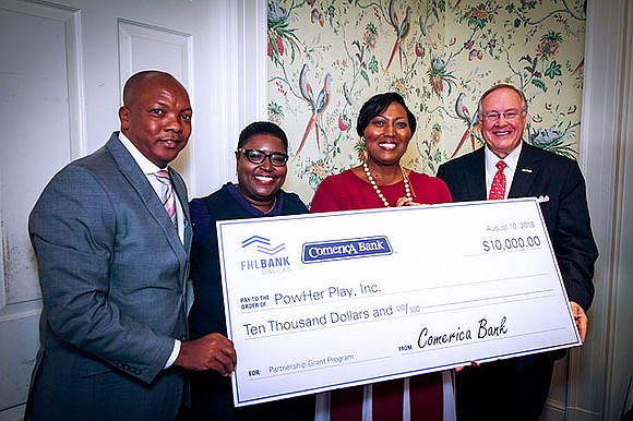 Shantera Chatman, founder of The Chatman Women's Foundation (TCWF) held an incredible, enterprising event titled the PowHER Breakfast. This year's ...