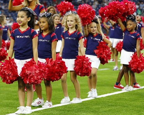 The Houston Texans will play the San Francisco 49ers this Saturday, Aug. 18 in the State of Football/NFL Play Football ...