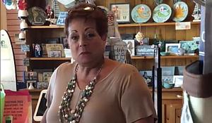 Former employee at Jenkinson's Aquarium gift shop