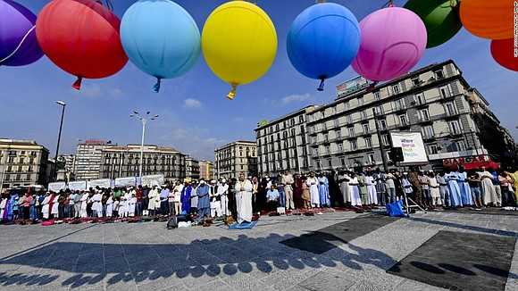 In most of the Muslim world today, the faithful are celebrating Eid al-Adha, the second of two major holidays in ...