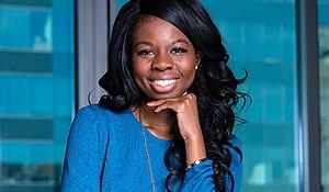 Chioma Okeke, founder of the Choose Nursing online program