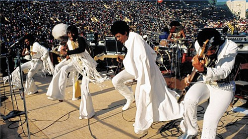 "The Northwest Film Center is presenting an encore screening of the 1973 classic ""Wattstax"" which showcases the performances of Isaac ..."