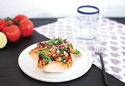 Steak Fajita Burrito Bowl