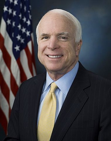 Sen. John McCain has died. He was 81 years old.