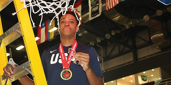 "Armando Bacot is the latest Richmond area basketball standout to say ""yes"" to the University of North Carolina's historically successful ..."