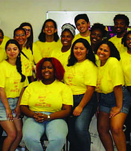 I Project is an activism through arts initiative, rooted in Intersectionality theory, aiming to create equitable societies, according to The I Project Website. Photo Credit: The I Project
