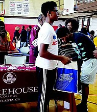 The Chesterfield Community Council will host their 14th Annual Silas Purnell College Expo at the Tuley Park Field House, near the corner of E. 90th St. and King Dr., on Sept. 8. The free event was created to expose students to Historically Black Colleges and Universities (HBCU) nationwide as well as universities throughout Illinois. Photo Credit: Chesterfield Community Council