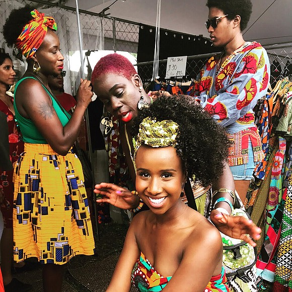 Two days of a sold-out Afropunk festival took over Commodore Barry Park in Brooklyn, New York Aug. 25 and Aug. ...