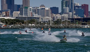 AquaX event happening this weekend, Saturday September 1st at 31st Street Harbor.  Make plans to attend visit www.plaquax.com