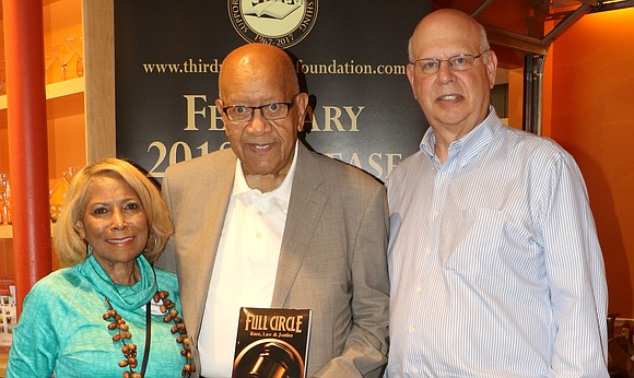 Attorney James Montgomery Sr. will autograph copies of his debut biography Full Circle: Race, Law & Justice, co-authored by Walter ...