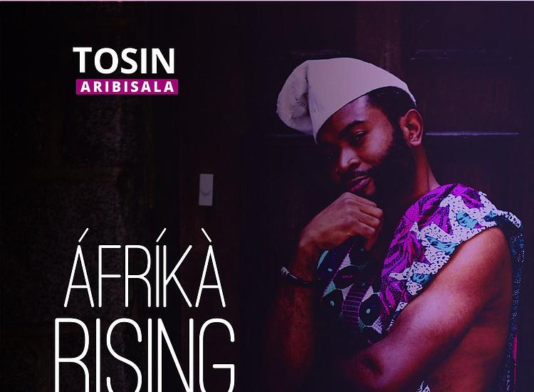 Tosin Aribisala—teaching Afro-beat music and culture   New York