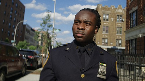 "The 2018 award-winning documentary ""Crime + Punishment,"" which follows a group of New York police officers of color who risk ..."